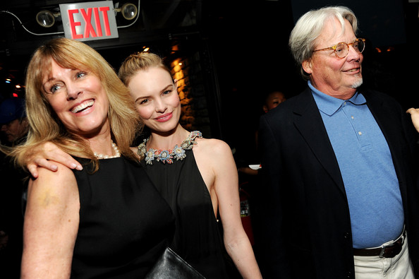 Photo of Kate Bosworth & her Mother  Patricia Potter