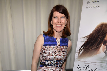 "Kate Flannery Premiere Of Roadside Attractions And LD Entertainment's ""In Secret"" - Red Carpet"
