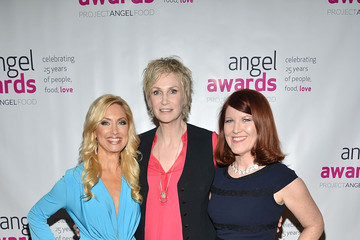 Kate Flannery Jane Lynch Project Angel Food's Angel Awards 2015, Honoring Marianne Williamson