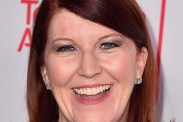 Kate Flannery Television Academy And SAG-AFTRA Host Cocktail Reception Celebrating Dynamic And Diverse Nominees For The 67th Emmy Awards