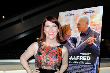 Kate Flannery 'Elsa & Fred' Premieres in Hollywood — Part 2