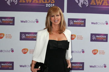 Kate Garraway Prince Harry Attends the WellChild Awards Ceremony