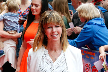 "Kate Garraway ""Pudsey The Dog: The Movie"" - World Premiere - Arrivals"