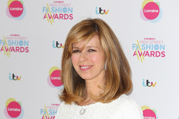 Kate Garraway Lorraine's High Street Fashion Awards - Red Carpet Arrivals