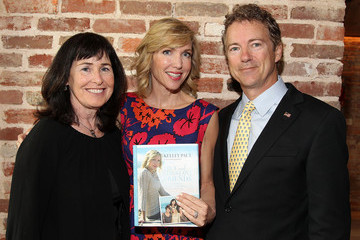 Kate Hartson Capitol File Celebrates Kelley Paul's Book Release 'True and Constant Friends'