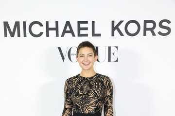 Kate Hudson Michael Kors and Vogue Japan Celebrate Kate Hudson's Work With Watch Hunger Stop in Support of the World Food Programme