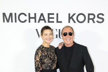 Kate Hudson Michael Kors Michael Kors and Vogue Japan Celebrate Kate Hudson's Work With Watch Hunger Stop in Support of the World Food Programme