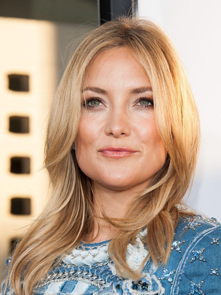 Get the Look: Kate Hudson's Subtle Smoky Eye Makeup