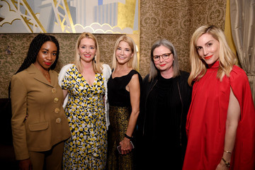 Kate Lewis Harper's BAZAAR's Glenda Bailey Celebrates Her Damehood At The Carlyle Hotel In NYC
