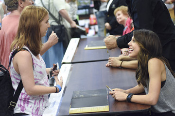 Kate Mansi 'Days of Our Lives' Book Signing - Barnes and Noble at The Grove