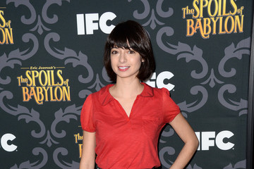 Kate Micucci 'The Spoils of Babylon' Premieres in LA — Part 3