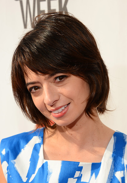 Kate Micucci Photos Arrivals At The Big Live Comedy Show Part