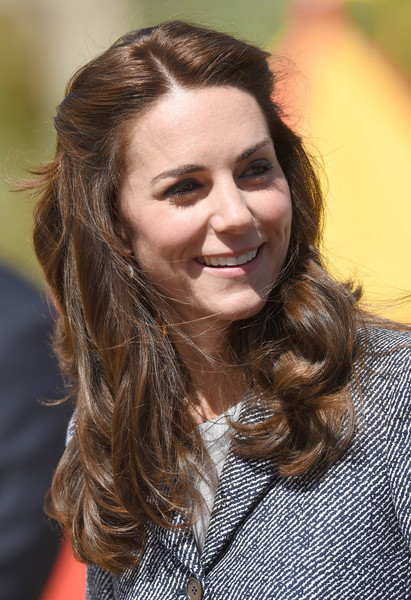 The Duchess of Cambridge Will Open The Magic Garden at Hampton Court Palace
