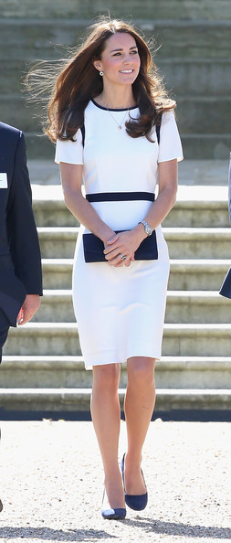 Kate Middleton Visits the National Maritime Museum