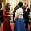 Kate Middleton The Duke And Duchess Of Cambridge Host A Reception To Mark The UK-Africa Investment Summit
