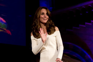 Kate Middleton The Duchess Of Cambridge Presents The Art Fund Museum Of The Year 2016 Prize