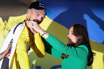 Kate Middleton Le Tour de France 2014 - Stage One