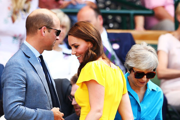 Kate Middleton Day Thirteen: The Championships - Wimbledon 2018