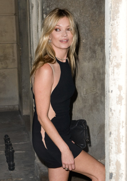 Kate Moss - Stella McCartney Special Presentation - LFW Autumn/Winter 2012