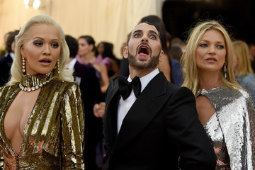 Kate Moss The 2019 Met Gala Celebrating Camp: Notes On Fashion - Arrivals