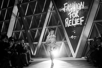 Kate Moss Fashion For Relief - Alternative View - The 70th Annual Cannes Film Festival