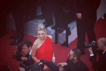 Kate Moss Instant View - The 69th Annual Cannes Film Festival