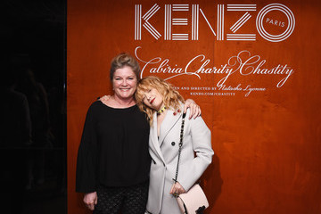 Kate Mulgrew KENZO, Humberto Leon, Carol Lim and Natasha Lyonne Premiere 'Cabiria, Charity, Chastity' in New York City