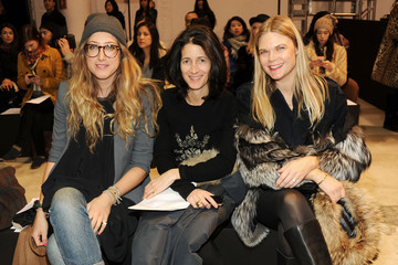 Kate Shelter Chadwick Bell - Front Row - Fall 2013 Mercedes-Benz Fashion Week