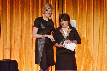 Kate Snow The International Women's Media Foundation's 27th Annual Courage in Journalism Awards Ceremony - Inside