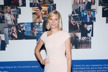 Kate Snow Annual Charity Day Hosted By Cantor Fitzgerald, BGC and GFI - Cantor Fitzgerald Office - Arrivals