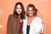 Katharine McPhee and Kate Somerville attend The Kate Somerville Clinic's 15th  Anniversary Party  at The Kate Somerville Clinic on October 10, 2019 in Los Angeles, California.