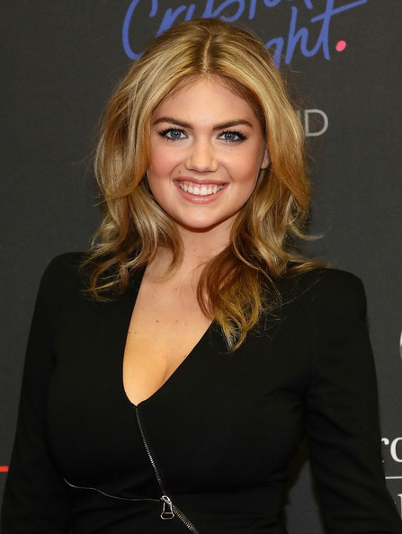 Kate Upton Pictures Mbfw Arrivals At The Style Awards Zimbio