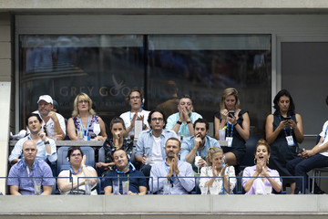 Kate Walsh Grey Goose Toasts #HoneyDeuce Season At The 50th Annual US Open