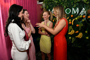Kate Woods Missoma Celebrates The Launch Of Momposina In NYC With Kate Bosworth And Chanel Iman