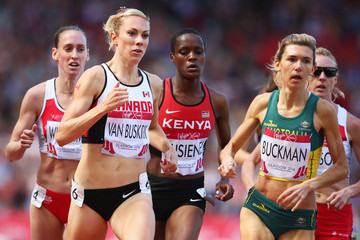 Kate van Buskirk 20th Commonwealth Games: Athletics