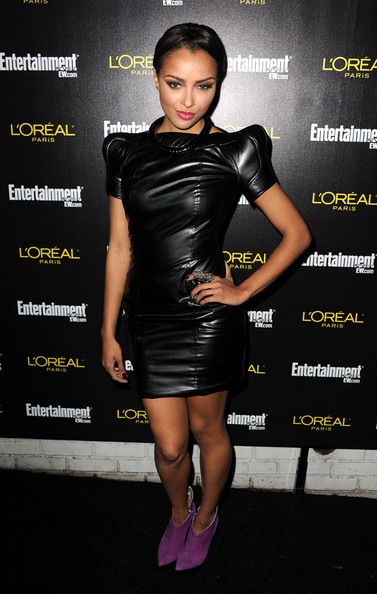Katerina Graham Actress Katerina Graham arrives at Entertainment Weekly's celebration honoring the 17th Annual Screen Actors Guild Awards nominees hosted by Jess Cagle and presented by L'Oreal Paris at Chateau Marmont on January 29, 2011 in Los Angeles, California.