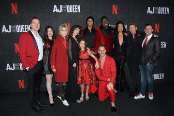 Katerina Tannenbaum Netflix's 'AJ And The Queen' Season One Premiere