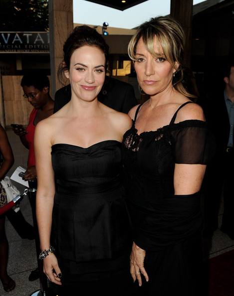 Maggie Siff and katey sagal