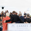 Katharina Kubrick Rendezvous With Christopher Nolan Photocall - The 71st Annual Cannes Film Festival