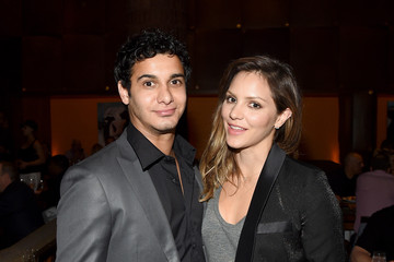 Katharine McPhee Elyes Gabel SHOWTIME VIP Post-Fight Dinner For 'Mayweather VS Pacquiao' at Craftsteak