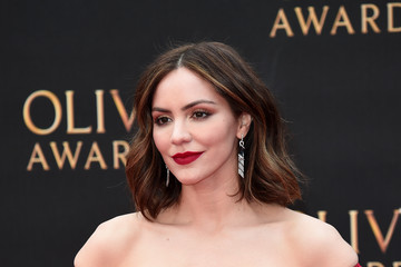 Katharine McPhee The Olivier Awards 2019 With MasterCard - Red Carpet Arrivals