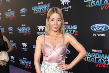 Katherine Castro The World Premiere of Marvel Studios' 'Guardians of the Galaxy Vol. 2'