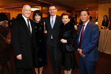 Katherine Farley Adrienne Arsht Lincoln Center Honors Bonnie Hammer at American Songbook Gala - Inside