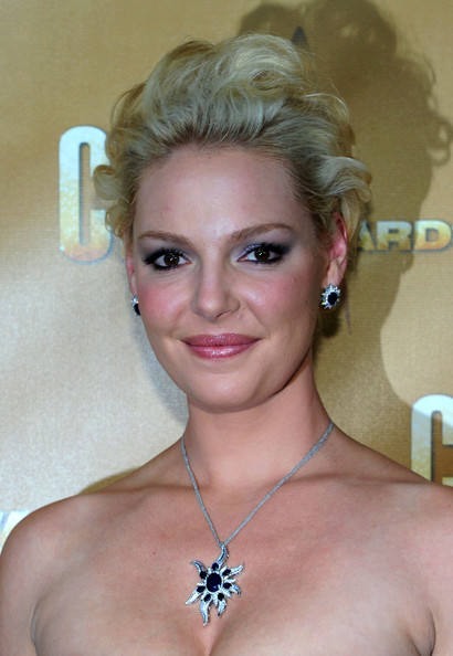 Katherine Heigl Actress Katherine Heigl attends the 44th Annual CMA Awards at the Bridgestone Arena on November 10, 2010 in Nashville, Tennessee.