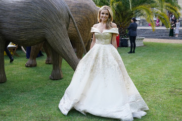 """Katherine Jenkins The Prince Of Wales And The Duchess Of Cornwall Attend """"A Starry Night In The Nilgiri Hills"""""""
