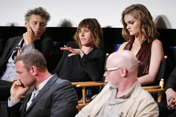 Katherine Moennig PaleyLive - An Evening With 'Ray Donovan'