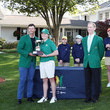 Katherine Schuster Drive, Chip, And Putt Championship At Augusta National Golf Club
