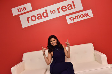 Katherine Schwarzenegger Katherine Schwarzenegger Attends the T.J.Maxx Road to Real Gallery Exhibit in NYC