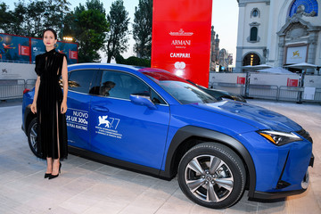 Katherine Waterston Lexus at The 77th Venice Film Festival - Day 5