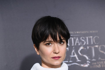 Katherine Waterston 'Fantastic Beasts and Where to Find Them' World Premiere